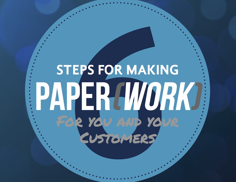Making Paperwork for Your Organization